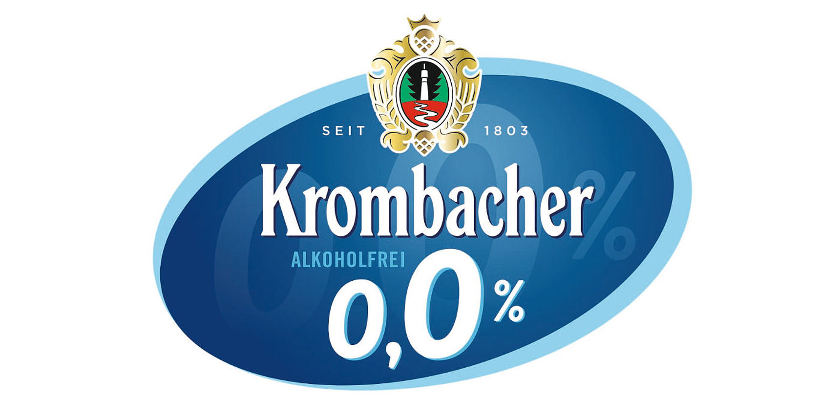 [Translate to English:] Logo Krombacher
