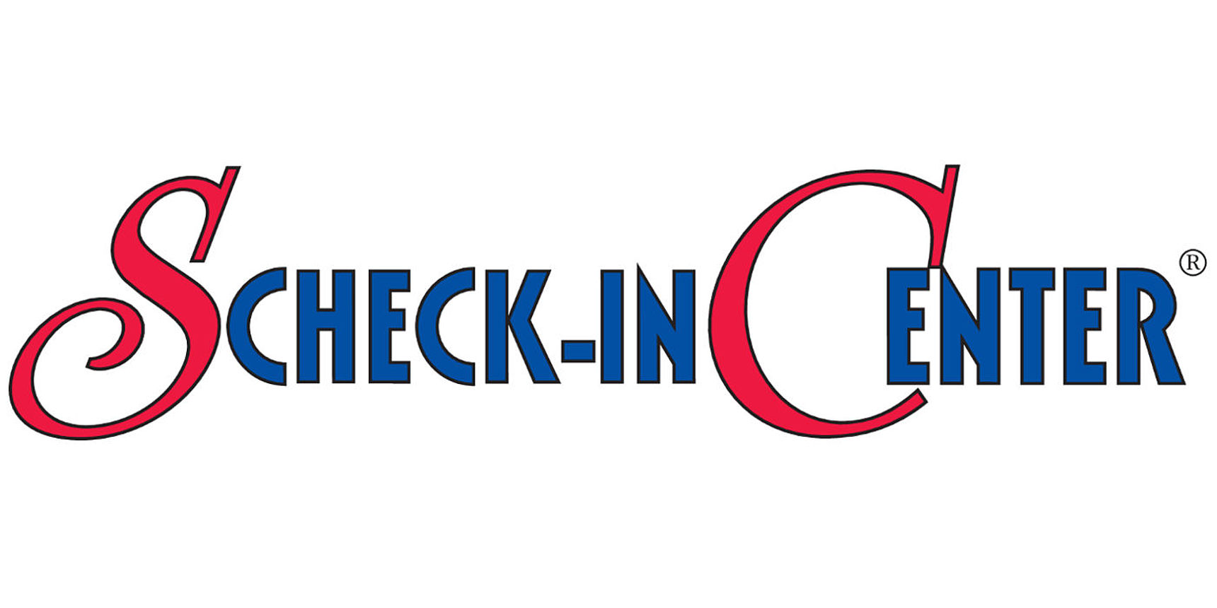 Logo Scheck In Center