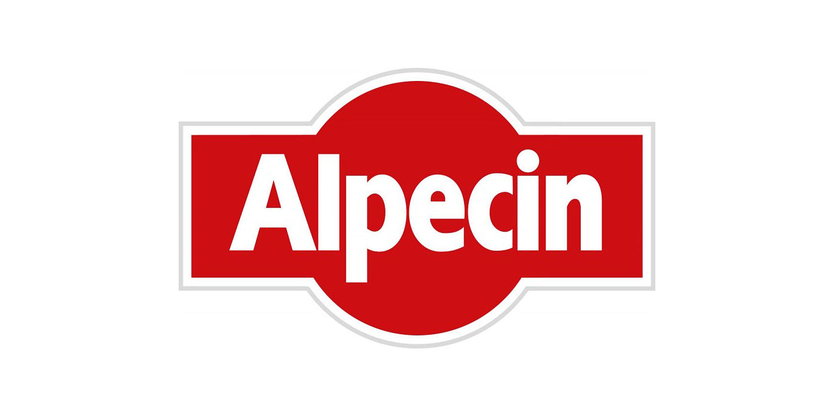 [Translate to English:] Logo Alpecin