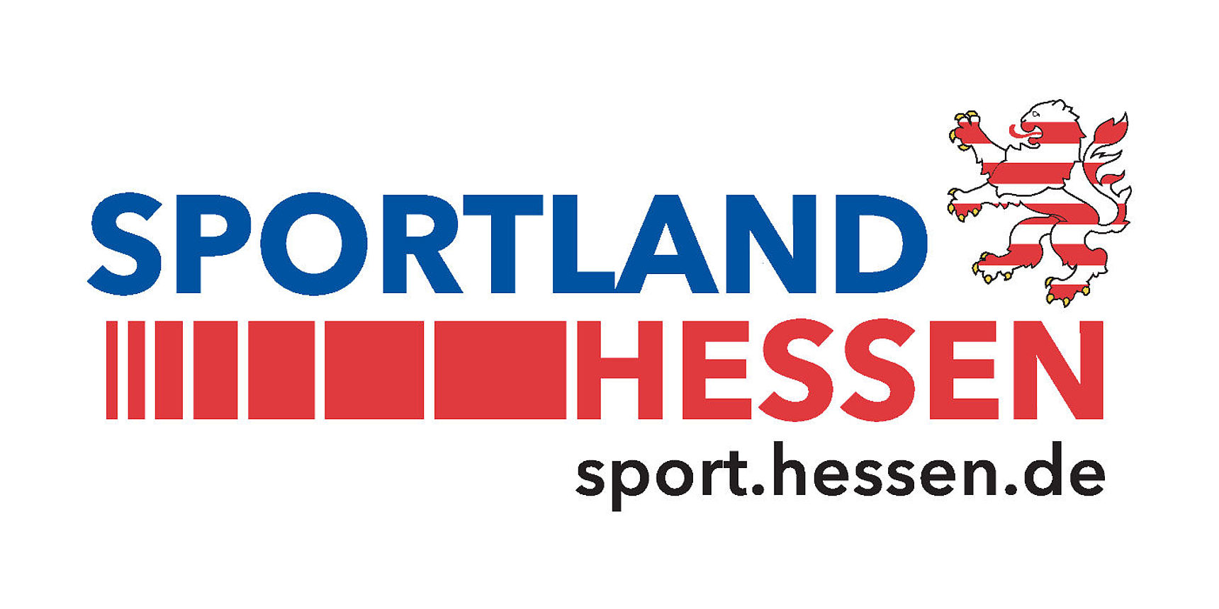 [Translate to English:] Logo Sportland Hessen