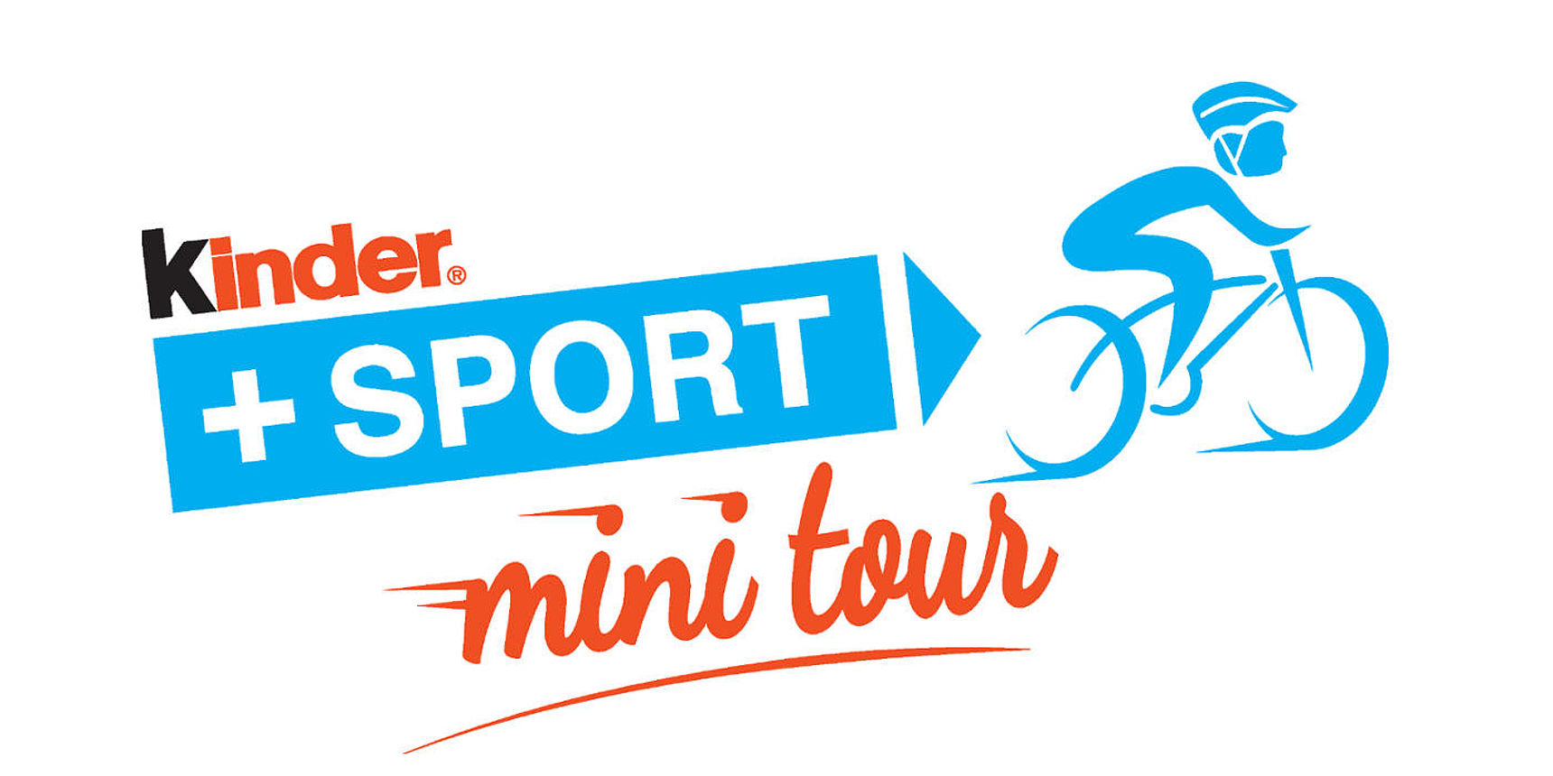 Logo kinder+Sport mini tour